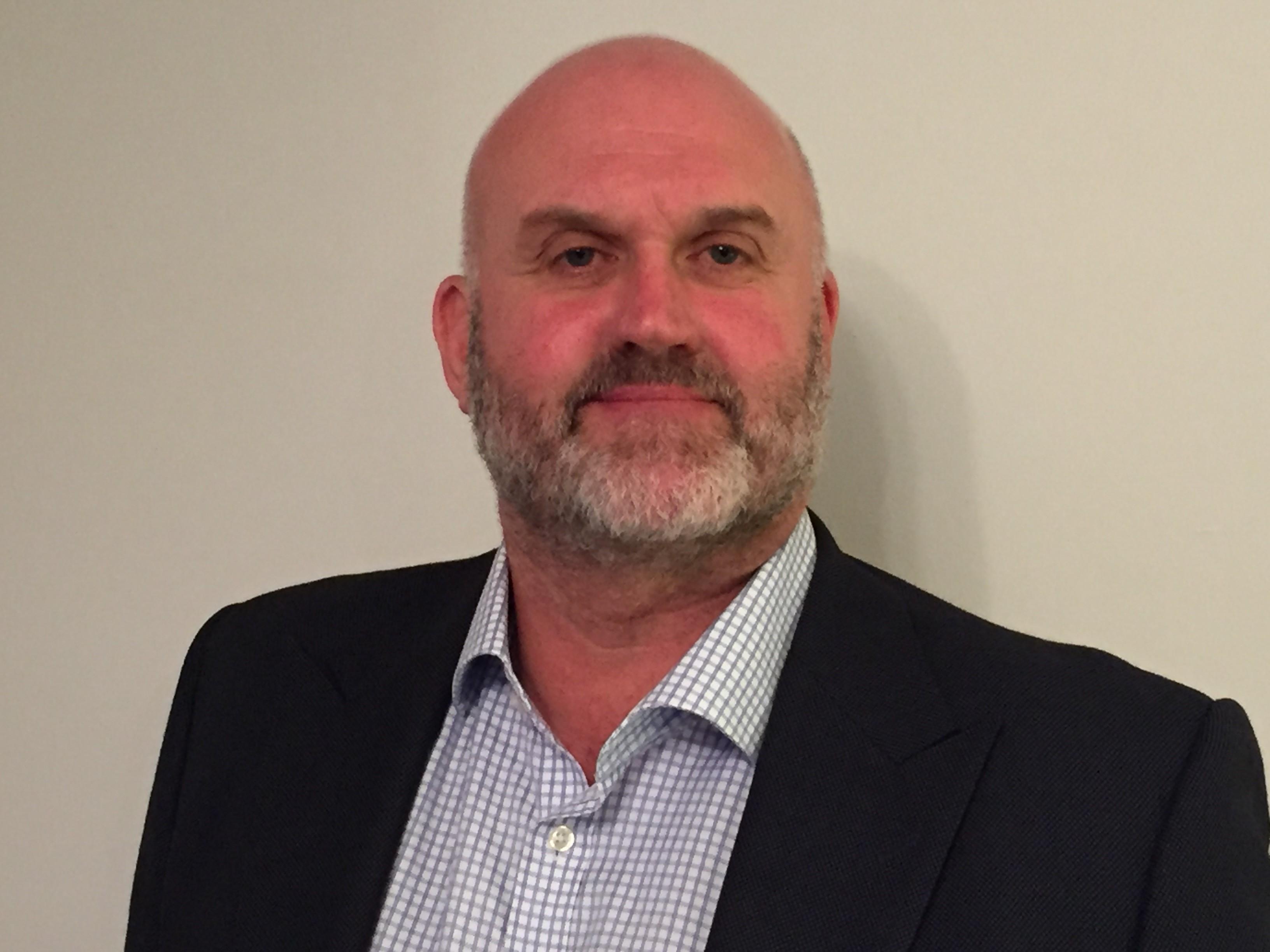Image of Mark Gibbison - Global VP of Public Services