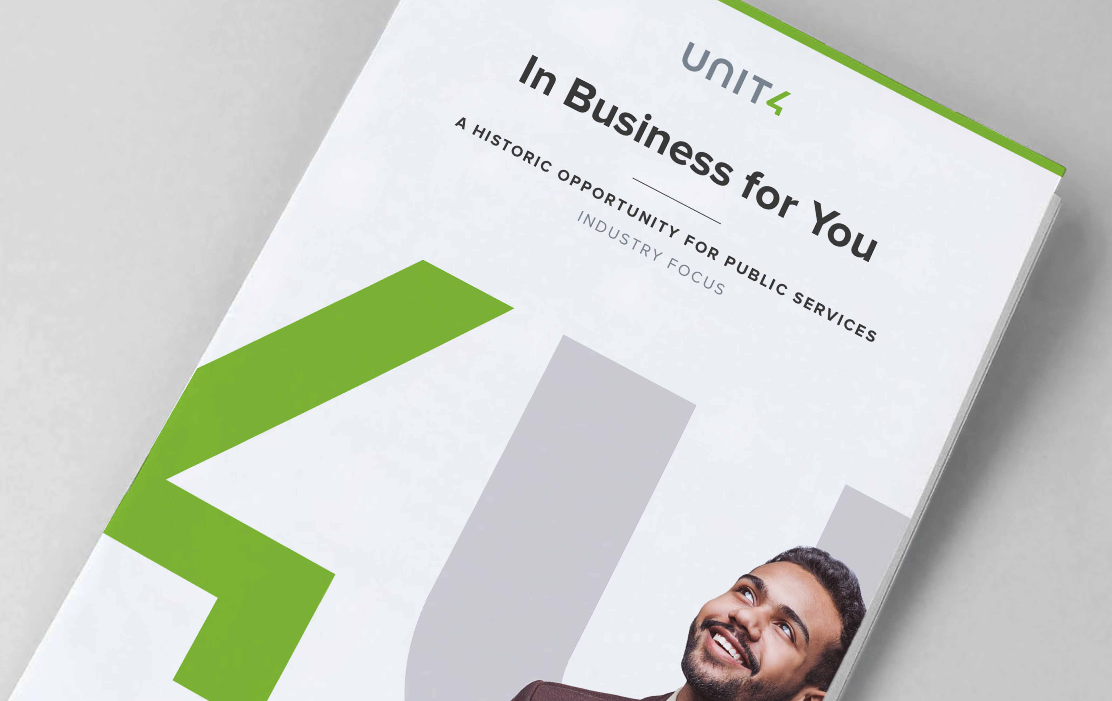 Unit4 Public Sector Industry Brochure