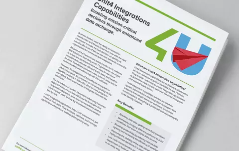 Cover image for Integration flyer