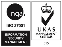 ISO27001 information security logo